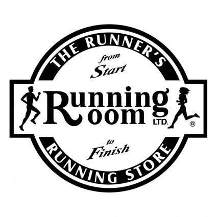 free vector Running room