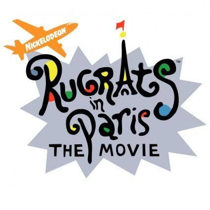 free vector Rugrats in paris