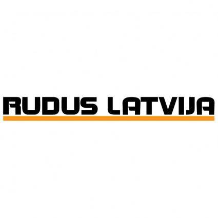 Rudus latvija