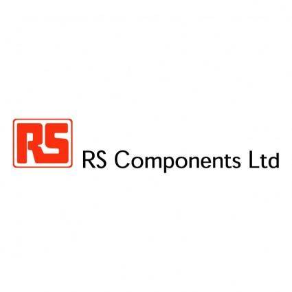 free vector Rs components