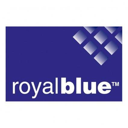 free vector Royalblue