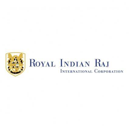 free vector Royal indian raj