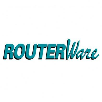 free vector Router ware