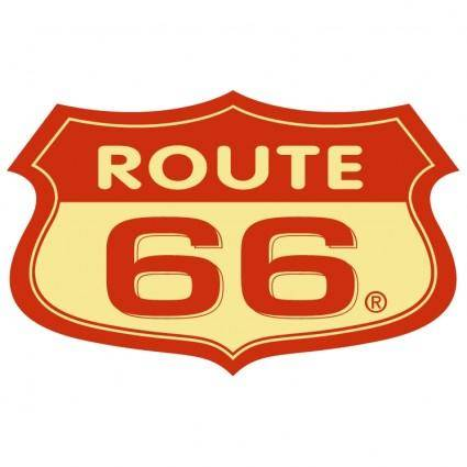 free vector Route 66