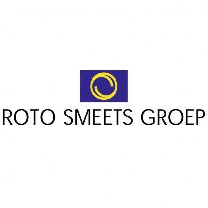free vector Roto smeets groep