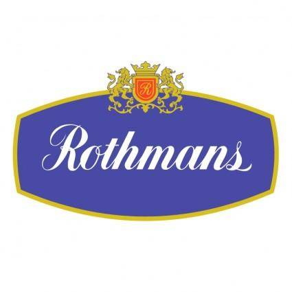 free vector Rothmans 2