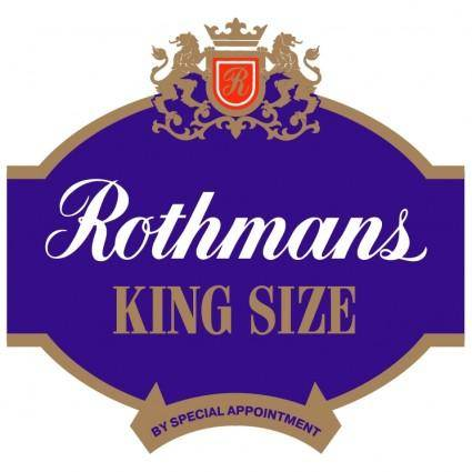 free vector Rothmans 1