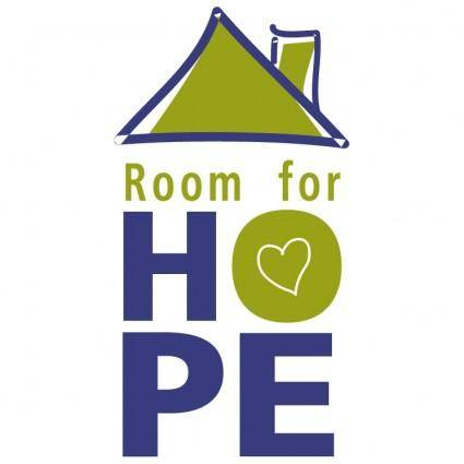 free vector Room for hope