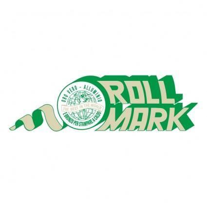 free vector Roll mark