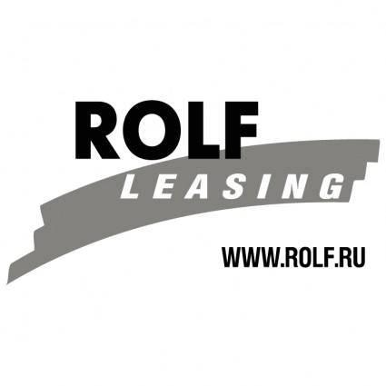 Rolf leasing