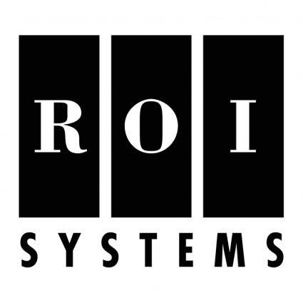 Roi systems