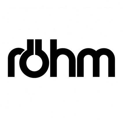 free vector Rohm 0