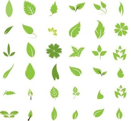 free vector Free Vector Leaves