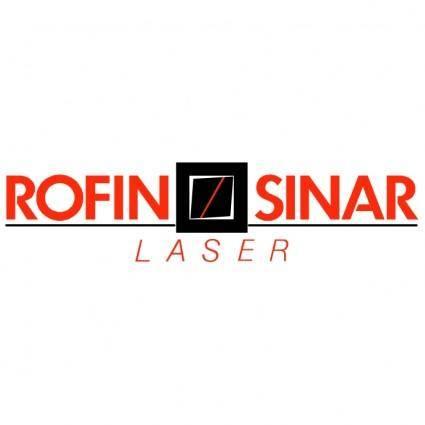 free vector Rofin sinar