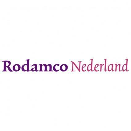 free vector Rodamco nederland