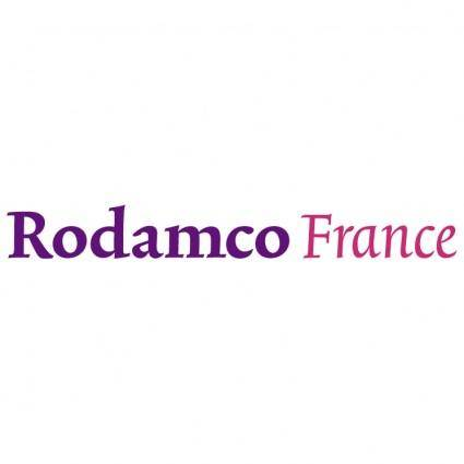 free vector Rodamco france