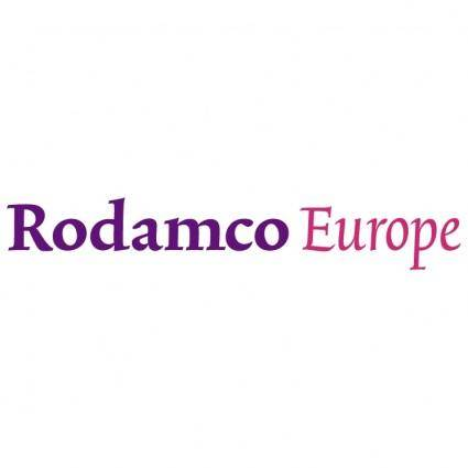 free vector Rodamco europe