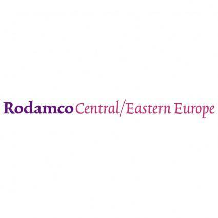 free vector Rodamco central eastern europe