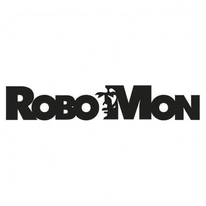 free vector Robomon
