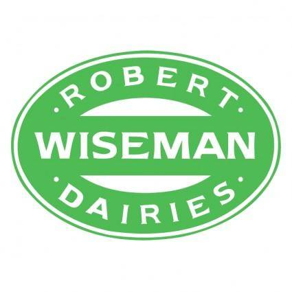 free vector Robert wiseman dairies
