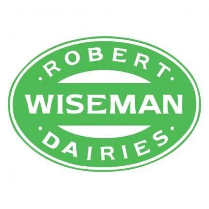 free vector Robert wiseman dairies