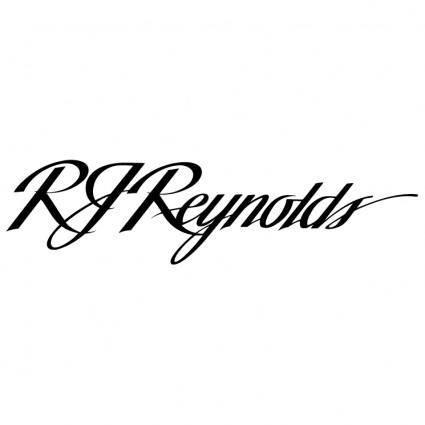 free vector Rj reynolds