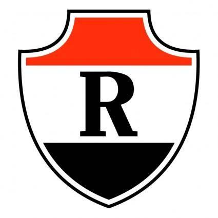 free vector River atletico clube