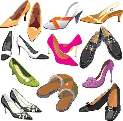 Free Vector Shoes
