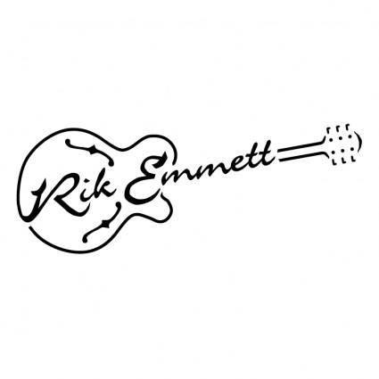 free vector Rik emmett