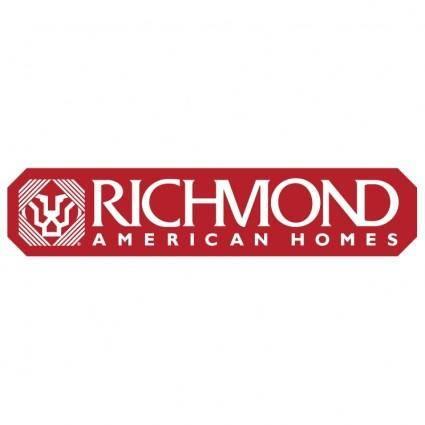 free vector Richmond american homes
