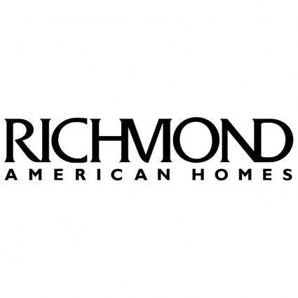 free vector Richmond american homes 1