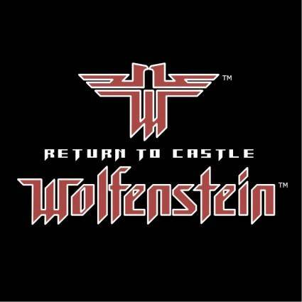 free vector Return to castle wolfenstein