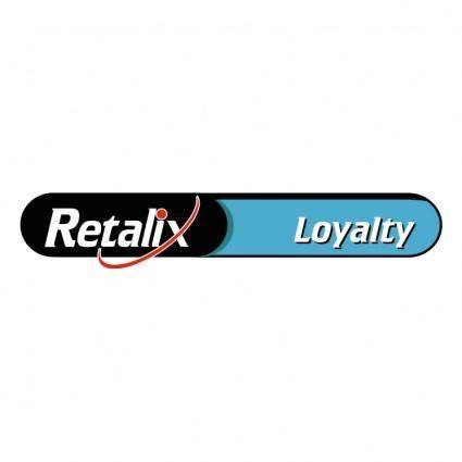 free vector Retalix loyalty