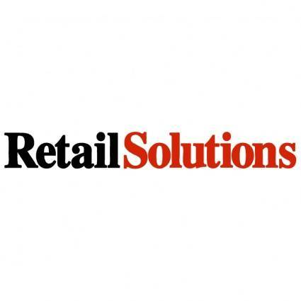 free vector Retail solutions
