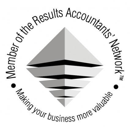 free vector Results accountants network