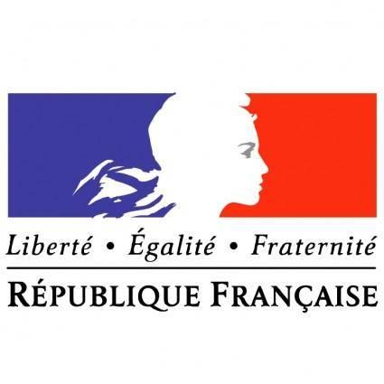 free vector Republique francaise