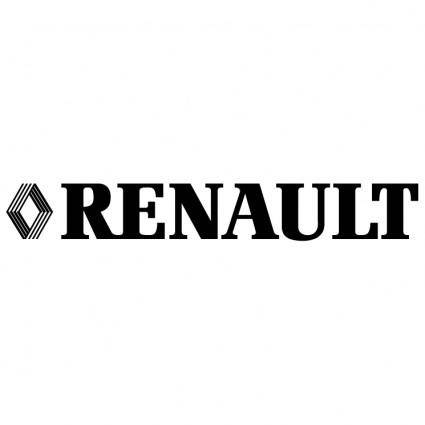 free vector Renault 0