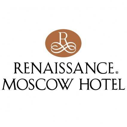 free vector Renaissance moscow hotel