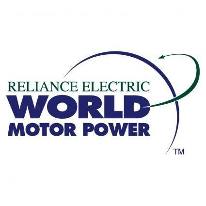 free vector Reliance electric
