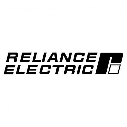 free vector Reliance electric 0