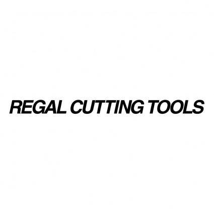free vector Regal cutting tools
