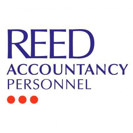 Reed accountancy personnel