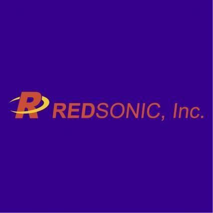 free vector Redsonic