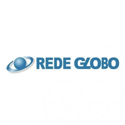 free vector Rede globo
