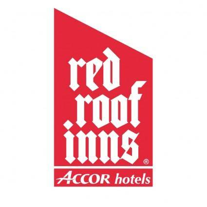 free vector Red roof inns 0