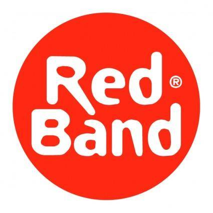 free vector Red band