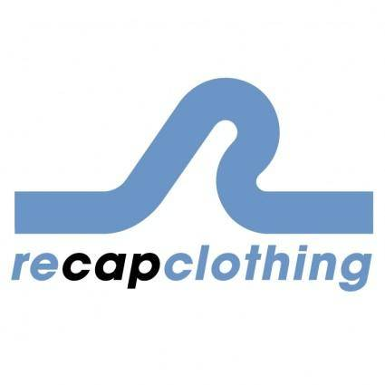 free vector Recap clothing