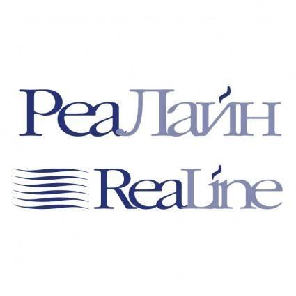 free vector Realine