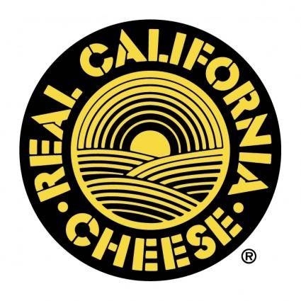 free vector Real california cheese