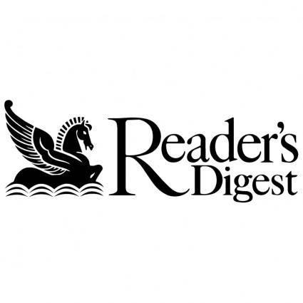 free vector Readers digest 0